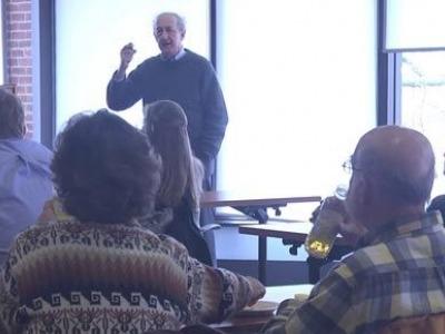 UVA Professor Jim Galloway