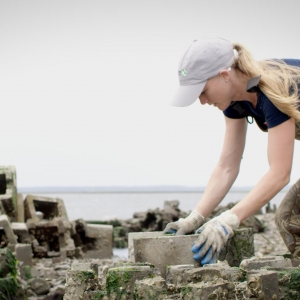 Department work on coastal erosion